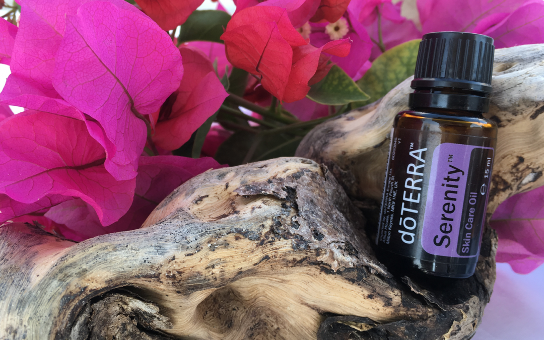 Which essentials oils do I use during a massage treatment?